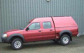 Veth Automotive pick-up verlengingen 1994