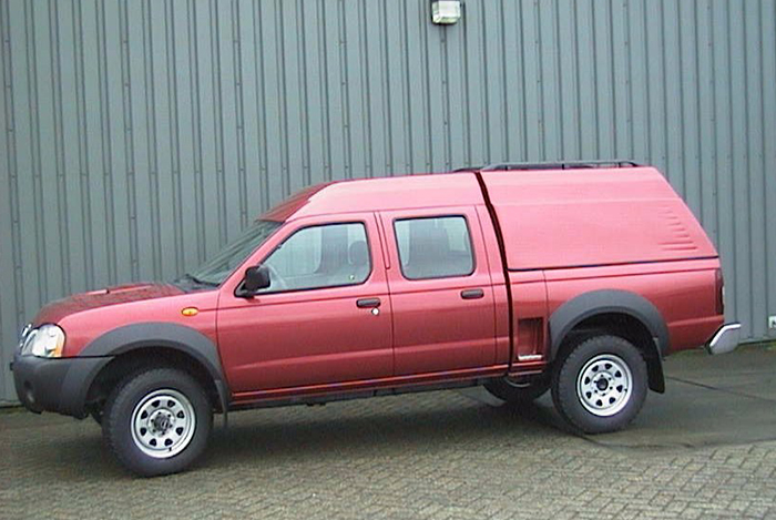 Veth Automotive pick-up verlengingen 1994