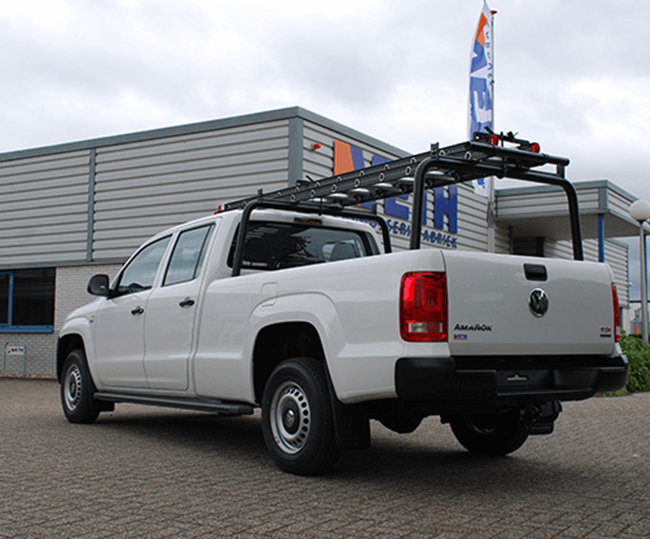 Pick-up extensions Volkswagen Amarok XXL