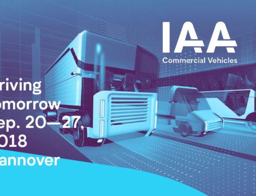 Veth Automotive aanwezig op IAA Hannover 2018